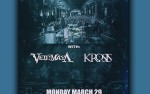 Image for Animals As Leaders w/ Veil Of Maya & Krosis - *NEW DATE*