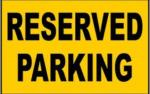 Image for Marc Martel- 2020 Reserved Parking