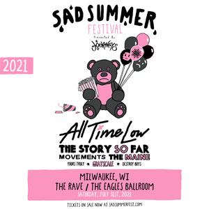 Image for Sad Summer Festival presented by Journeys
