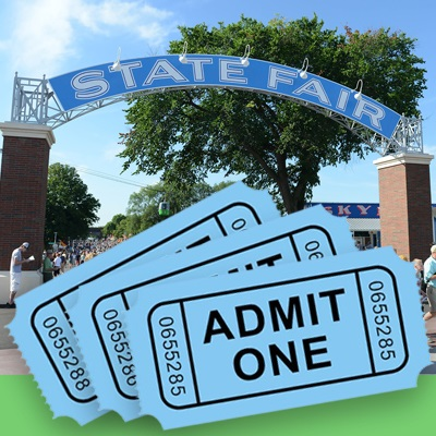 Image for 2021 Gate Admission Ticket