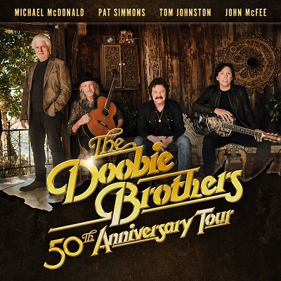 Image for The Doobie Brothers - 50th Anniversary Tour ***RESCHEDULED***