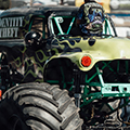 Image for FRI NIGHT MONSTER TRUCKS and Fireworks Presented by NC Machinery @ Evergreen State Fair Aug 27, 2021 6:55pm