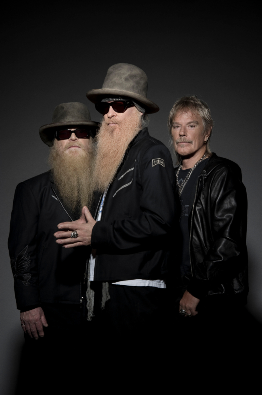 Image for ZZ TOP - NEW DATE