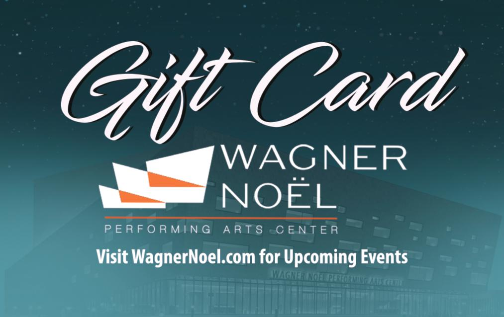 Image for Wagner Noël GIFT CARD - 2021