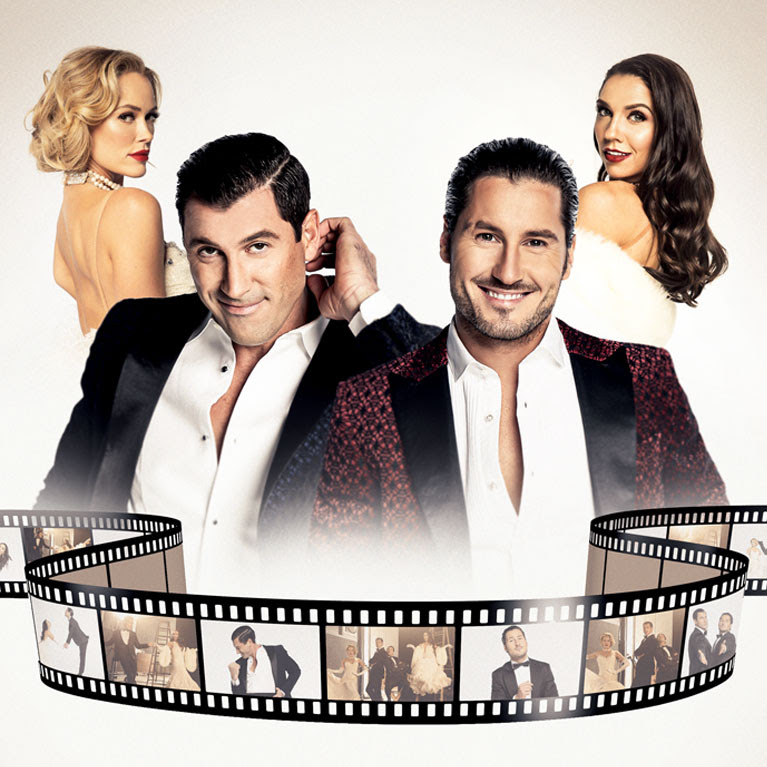 Image for CANCELED - MAKS & VAL LIVE! - Featuring Peta & Jena