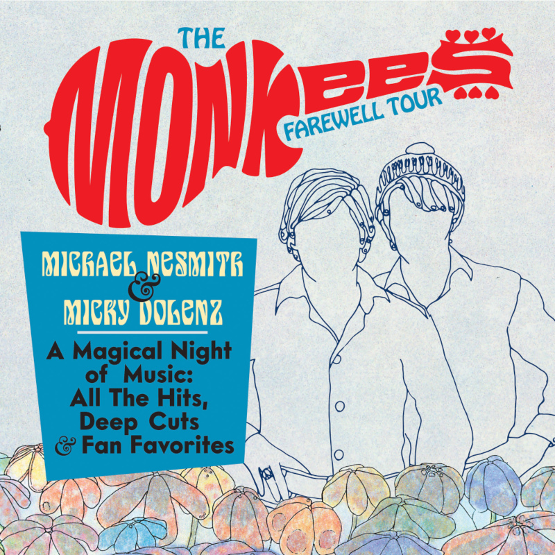 Image for THE MONKEES FAREWELL TOUR