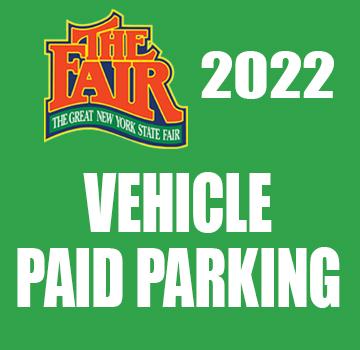 Image for Parking: Aug. 20- Sept 6, 2021- Online Sale