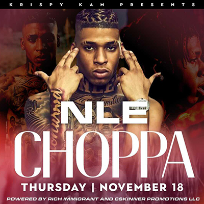 Image for NLE Choppa